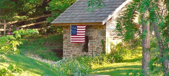 Philemon Coale springhouse