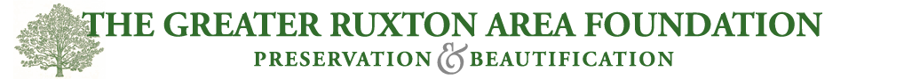 Greater Ruxton Area Foundation